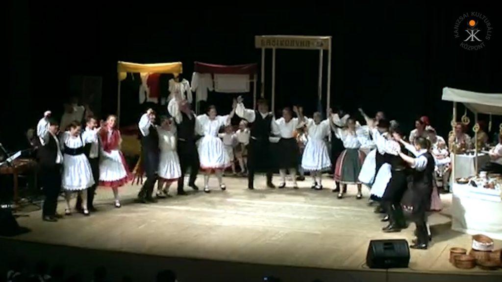 Sárközi táncok (Zalagyöngye Táncegyüttes)